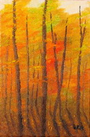 "thumbnail image of painting ""Forest Light"""