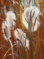 "thumbnail image of painting ""Gone to Seed"""